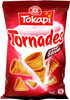 Snacks soufflés tornades goût bacon - Prodotto