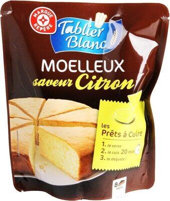 Prepa gateau moelleux citron - Product