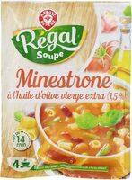 Soupe deshydratée minestrone - Product - fr