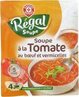 Soupe boeuf tomates vermicelles - Produit - fr