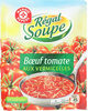 Soupe boeuf tomates vermicelles - Product