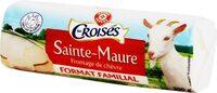 Bûche de chèvre Ste Maure 25% - Product - fr