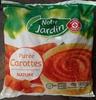 Purée Carottes nature surgele leclerc - Produit