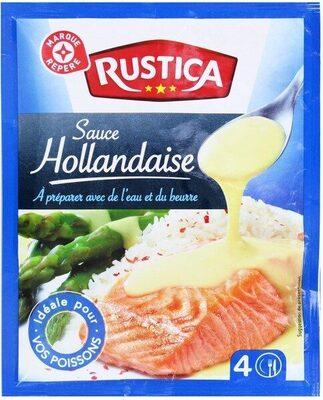 Sauce hollandaise déshydratée - Produit - fr