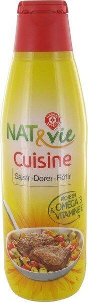 Liquide végétal pour cuisson - Product - fr