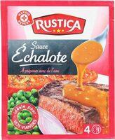 Sauce Échalote à préparer avec de l'eau - Produit