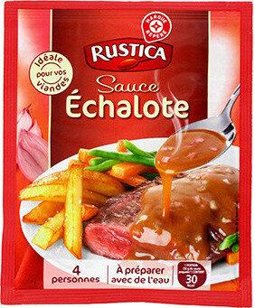 Sauce à l'échalote déshydratée - sachet - Produit - fr