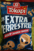 Tokapi Les Extra Terrestres - Goût Jambon Fromage - Produit