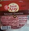 Salami danois pur porc 20 tranches - Produit