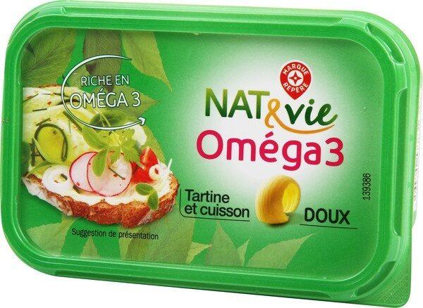 Matière grasse 59 % Mat. Gr. Riche en oméga 3 - Product - fr