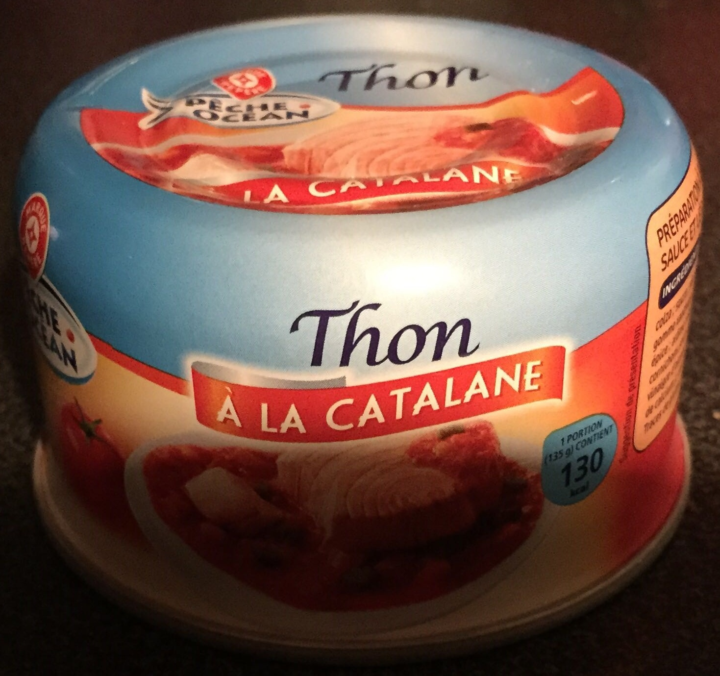 Thon à la catalane - Produit