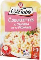 Coquillettes jambon fromage - Product - fr