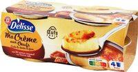 Créme aux oeufs sur lit de caramel - Product - fr