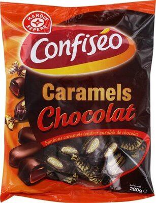 Bonbons caramel enrobés de chocolat - Produit