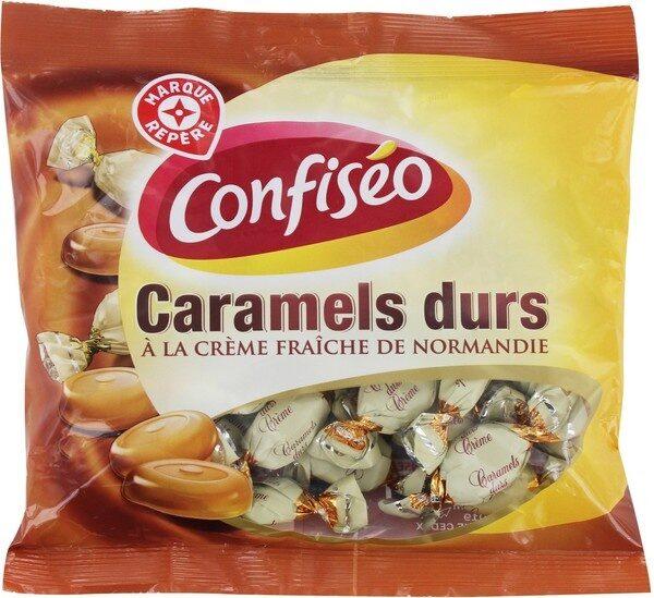 Caramels durs à la crème fraîche de Normandie - Product