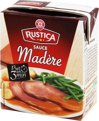 Sauce Madère - Produit - fr