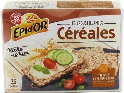Tartines croustillantes aux céréales - Product - fr