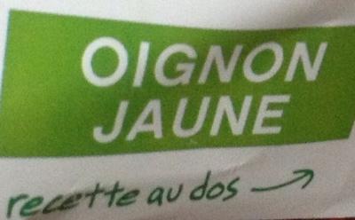 Oignon jaune - Ingrédients - fr