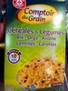 Mélange céréales/légumes sec - Product