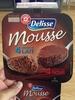 Mousses au chocolat panachées (noir et au lait) 60 g x 8 - Product