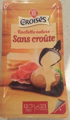 Raclette nature sans croûte - Product