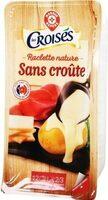 Raclette sans croûte 28 % Mat. Gr. - Produit - fr