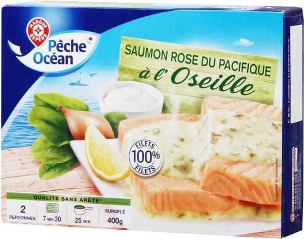 Saumon à l'oseille - Product - fr