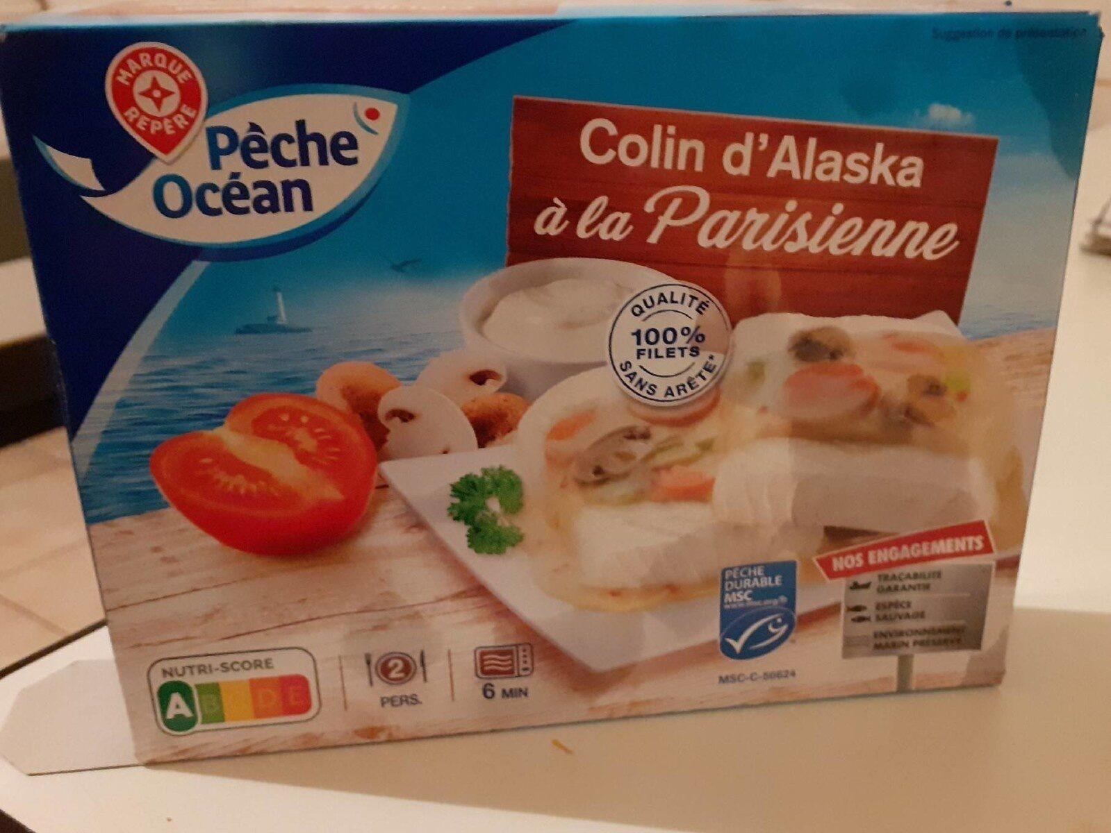 Colin d'Alaska à la Parisienne - Produit - fr