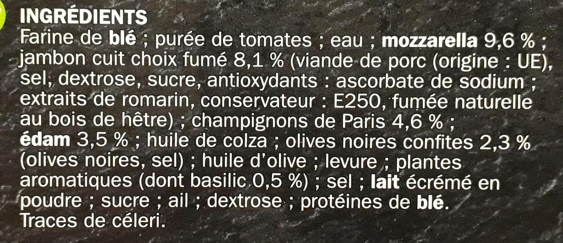 La familiale - Royale - Ingrédients - fr