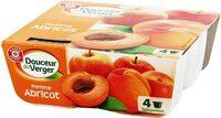 Spécialité fruits pom abricot - Product
