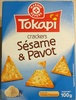 Crackers Sésame & Pavot - Product