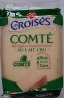 Comté au lait cru Les Croisés - Produit