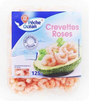 Petites crevettes roses - Product