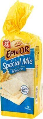 Special mie nature - Produit