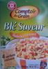 Blé Saveur - Produit