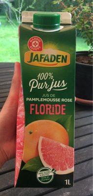 Pur jus pamplemousse floride bk - Product - fr