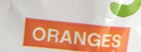 Oranges spécial jus - Ingredients - fr