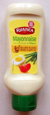 Mayonnaise à la moutarde de Dijon - Prodotto - fr