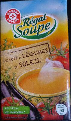 Veloute legumes du soleil - Product - fr