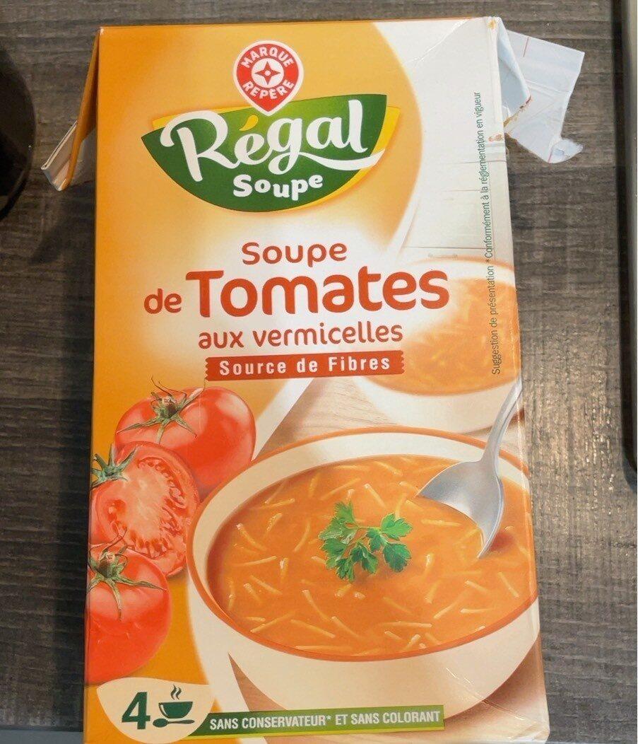 Soupe de Tomates et Vermicelles - Produit - fr