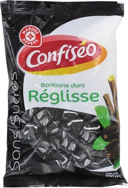 Bonbons sans sucre au réglisse - Produit