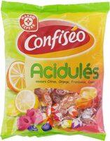 Acidulés fruits (4 parfums) - Produit