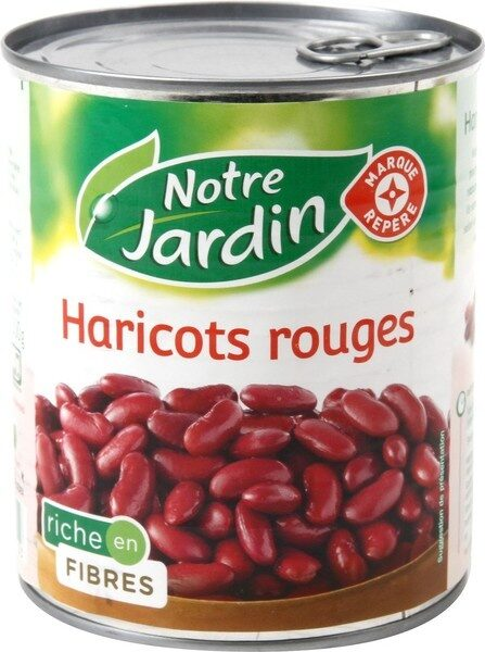 Haricots rouges 4/4 500g pne - Product - fr