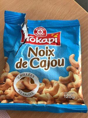 Noix de cajou grillées et salées - Prodotto - fr