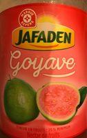 Nectar de goyave rose - Product