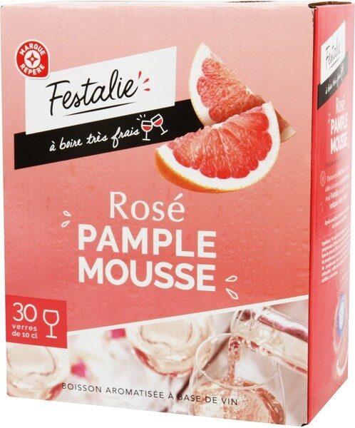 Rosé pamplemousse 8 % vol. - Bag-in-Box ® - Product - fr