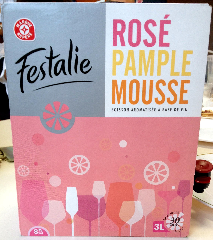 Rose Pamplemousse Festalie 3 L