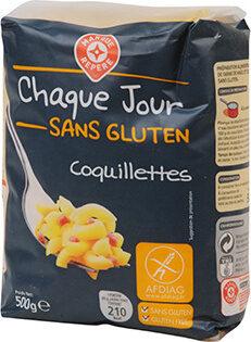 Coquillettes sans gluten - Produit - fr