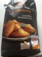 Coquilles Moelleuses - Product