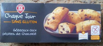 Gâteaux aux pépites de chocolat - Product